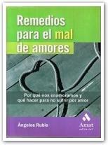 REMEDIOS PARA EL MAL DE AMORES: ÁNGELES RUBIO