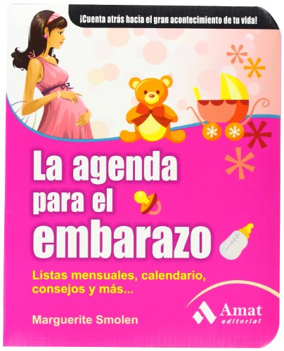9788497353441: LA AGENDA PARA EL EMBARAZO (Spanish Edition)