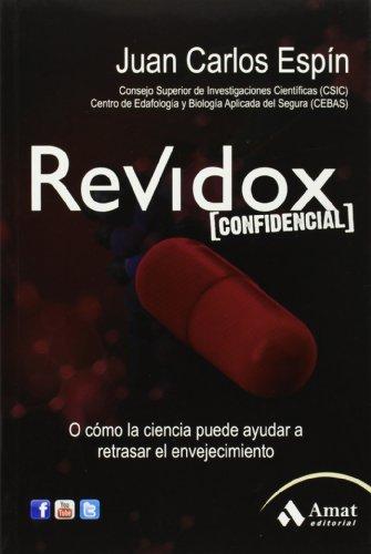 9788497355698: REVIDOX CONFIDENCIAL