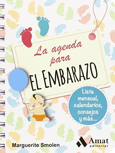 9788497357753: LA AGENDA PARA EL EMBARAZO (NUEVA)