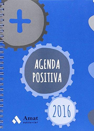 9788497357975: Agenda Positiva 2016 (Agendas Y Calendarios 2016)