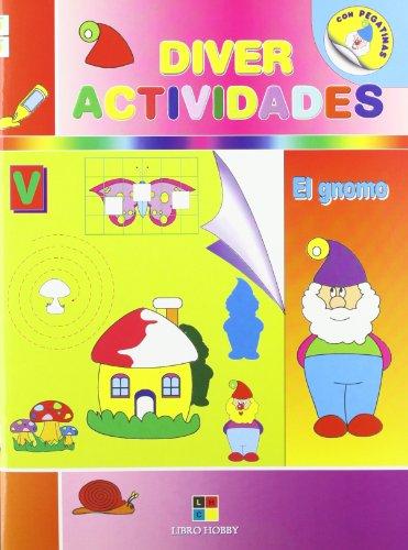 Diver actividades - el gnomo: LIBRO HOBBY