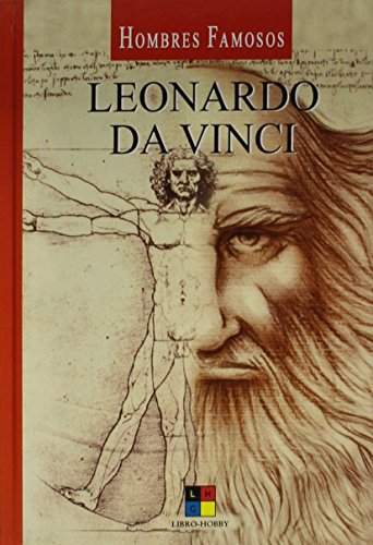 Leonardo da Vinci (Hombres Famosos / Famous: Pascual, S.
