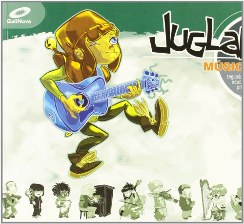 9788497370486: Proyecto Juglar. Música. EP 4 - Edición 2005