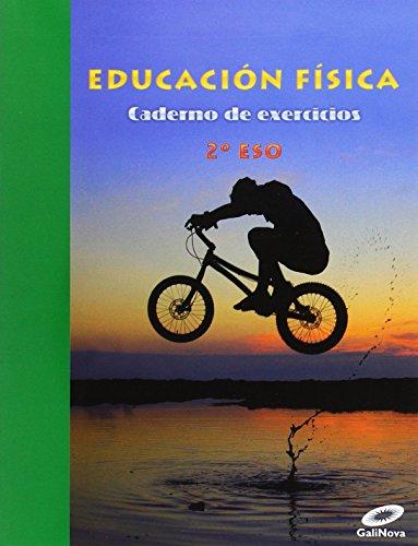 Educación física, 2 ESO. Caderno de exercicios: Mosquera Escudero, Laura/