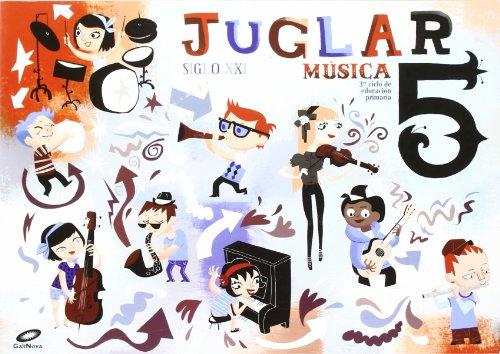 9788497371032: Proyecto Juglar Siglo XXI. Música. EP 5