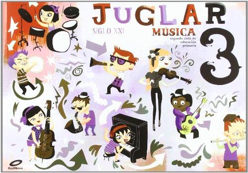 9788497371209: Proyecto Juglar Siglo XXI. Música 3. EP 3