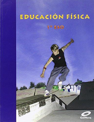 9788497371261: Educación física, 1 ESO