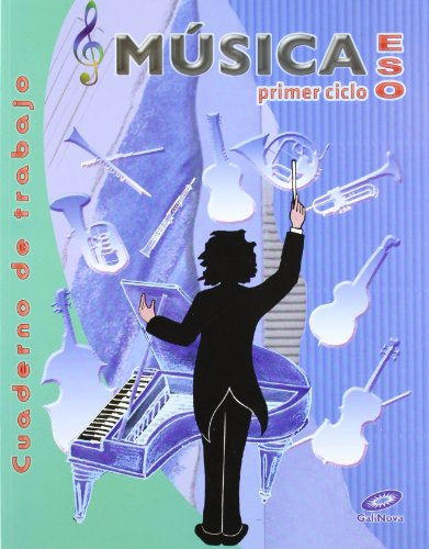9788497371575: musica s xxi cuaderno 11 1ciclo