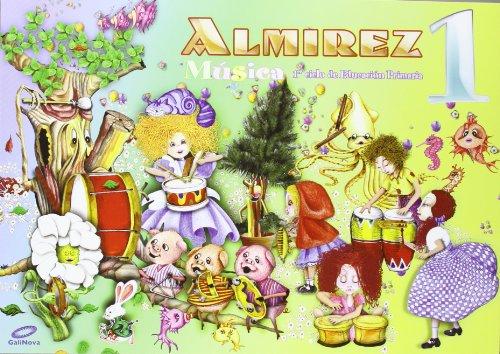 9788497371605: Proyecto Almirez. Música 1. E.P. 1