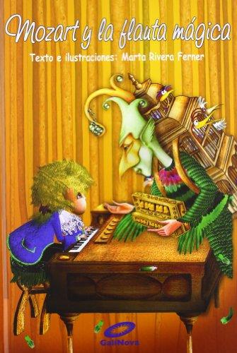 9788497372077: Mozart y La Flauta Mágica