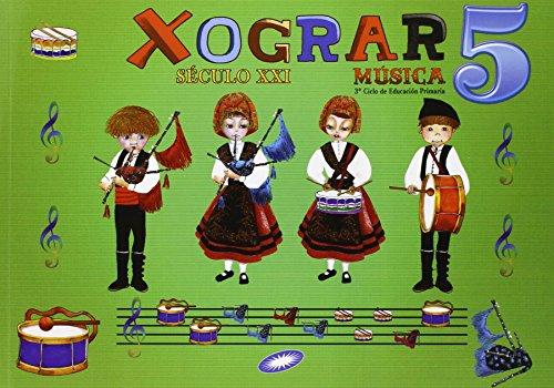 9788497372114: Século XXI, Xograr, música, 5 Educación Primaria