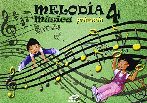 9788497372398: Música 4ºprimaria. Melodía