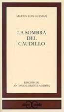 9788497400046: La sombra del caudillo (Clasicos Castalia) (Castalia Classics) (Spanish Edition)