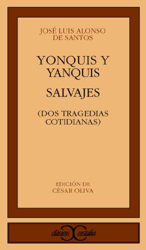 Yonquis y Yanquis Salvajes/ Yonquis and wild: Cesar Oliva
