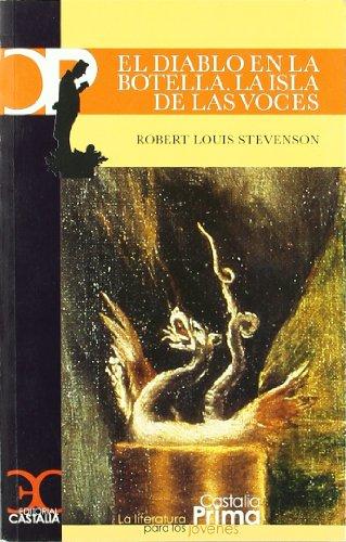 9788497400527: El diablo en la Botella la Isla de las voces/ The Devil in the Bottle and the Island of Voices (Spanish Edition)