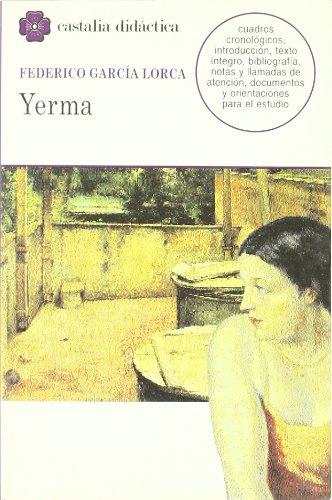 9788497400947: Yerma