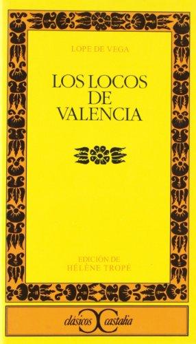 9788497400961: Los Locos De Valencia (English, Spanish and Spanish Edition)