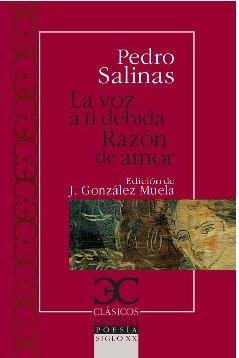9788497403405: La Voz a Ti Debida/Razon De Amor (Spanish Edition)