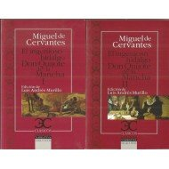 9788497403740: Ingenioso hidalgo Don Quijote de la Mancha, El: 2 (Clßsicos Castalia, C/C.)