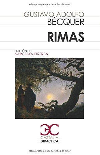 9788497403788: Rimas (Becquer) (Castalia Didactica) (Spanish Edition)