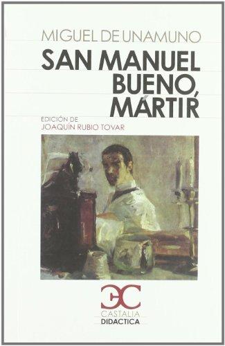 9788497403962: San Manuel bueno, mártir (CASTALIA DIDÁCTICA, C/D.)