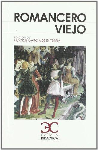 9788497403986: Romancero viejo. Antologia (Castalia didactica) (Spanish Edition)