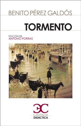9788497404280: Tormento . (CASTALIA DIDACTICA. C/D.)
