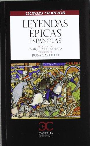 Leyendas épicas españolas (ODRES NUEVOS. O/N., Band: Castillo Cosiño, Rosa