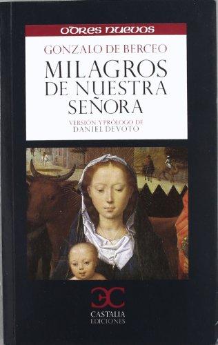 9788497404976: Milagros de Nuestra Señora (ODRES NUEVOS, O/N. (nuevo formato))