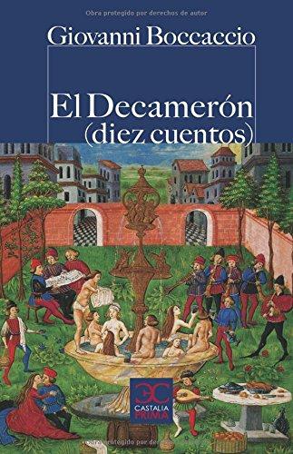 9788497405102: El Decamerón (CASTALIA PRIMA. C/P.)