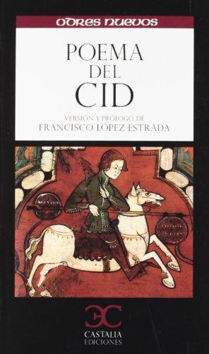 9788497405393: Poema del Cid