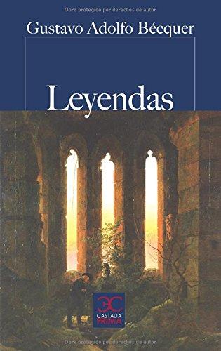 9788497406871: Leyendas (Castalia Prima)