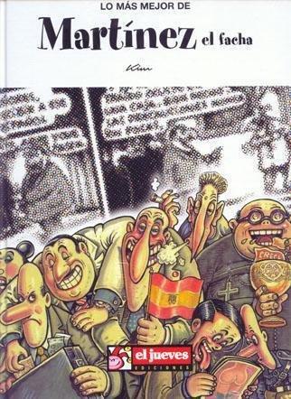 9788497415361: Martínez el facha (comic)