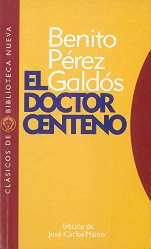 9788497420136: DOCTOR CENTENO, EL (Spanish Edition)