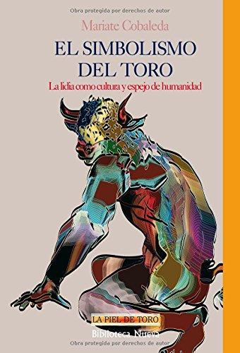 9788497420204: El simbolismo del toro (LA PIEL DE TORO)
