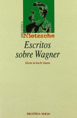 9788497420983: ESCRITOS SOBRE WAGNER (Spanish Edition)