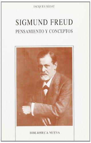 9788497421737: Sigmund Freud. Pensamiento y conceptos