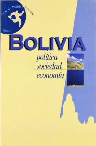 9788497422505: Guía De Bolivia