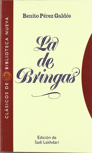 9788497423298: La de Bringas (Spanish Edition)