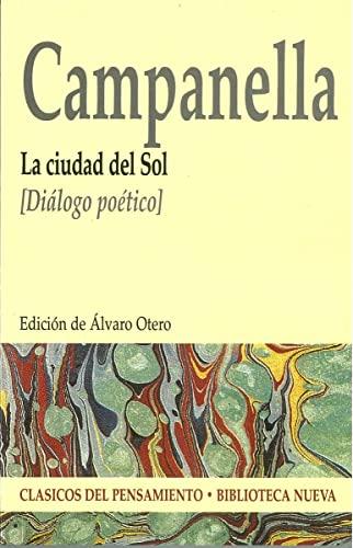 9788497423588: La ciudad del Sol (diálogo poético)
