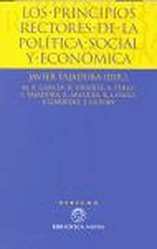 9788497423632: Los Principios Rectores De La Política Social Y Económica