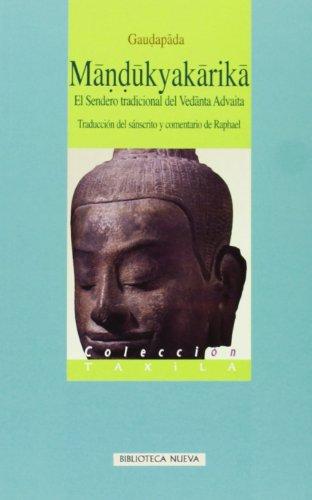 9788497423670: MANDUKYAKARIKA (Spanish Edition)
