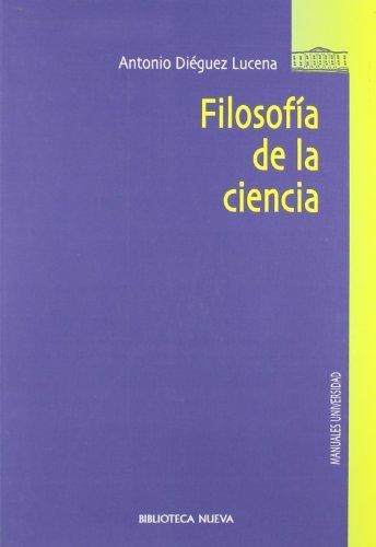 9788497424042: FILOSOFIA DE LA CIENCIA (Spanish Edition)