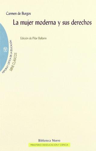 La mujer moderna y sus derechos: Beas Miranda, Miguel/Colmenar