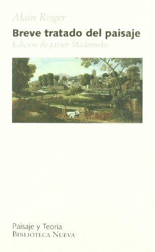 9788497426817: Breve tratado del paisaje (PAISAJE Y TEORÍA)