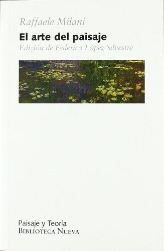 9788497426824: El arte del paisaje (PAISAJE Y TEORÍA)