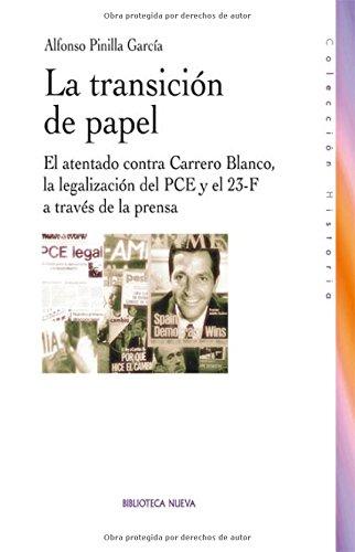 9788497428231: La transicion de papel / The transition of paper