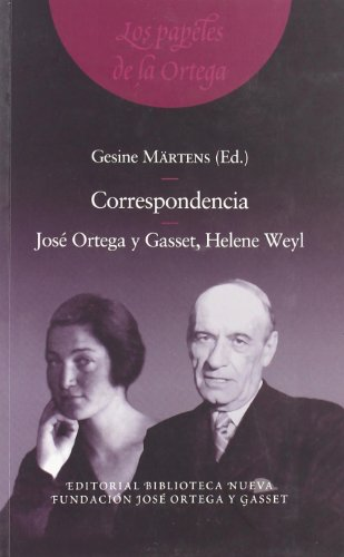 9788497428392: Correspondencia (Spanish Edition)