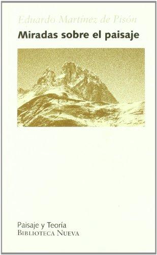 9788497429085: Miradas sobre el paisaje (PAISAJE Y TEORÍA)